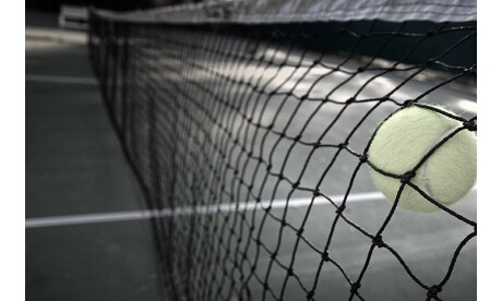 Tennis Court Surround Netting
