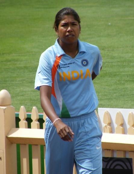 Jhulan Goswami (India)